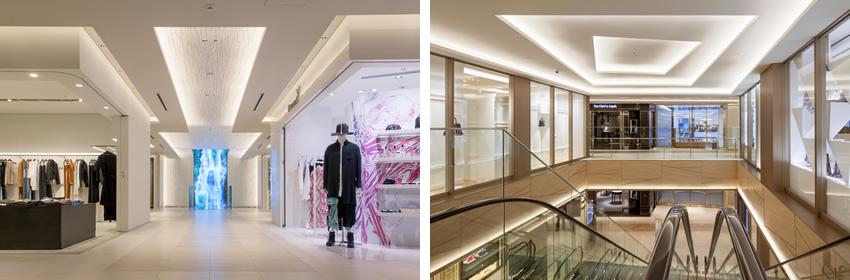 「商業施設人感センサー照明」の画像検索結果